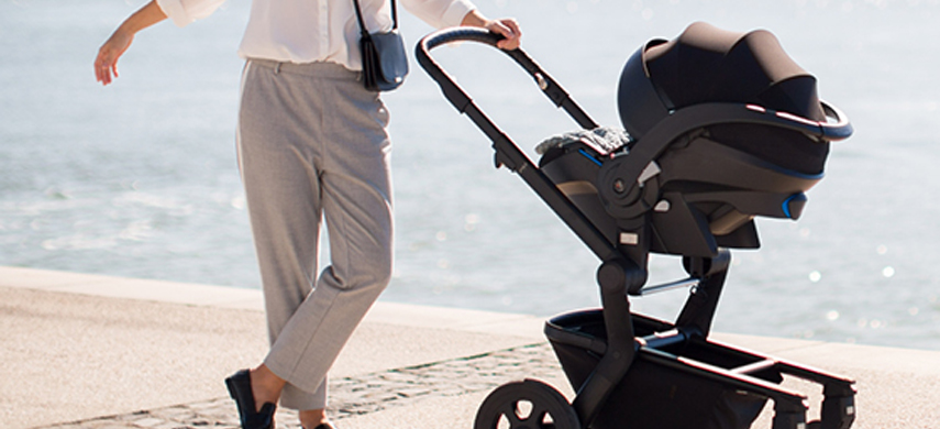 Summersale on strollers